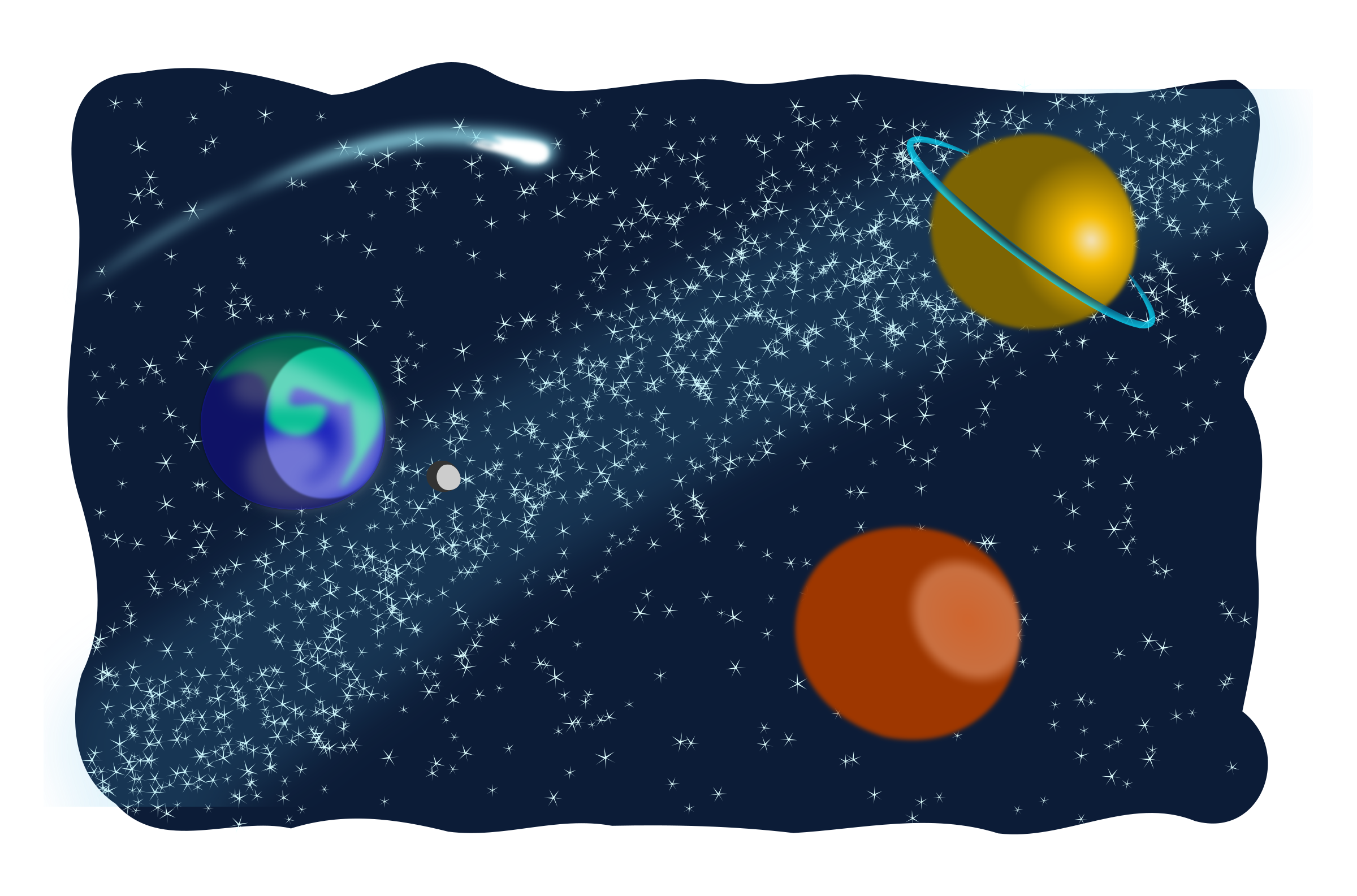 Galaxy cosmic. Clipart great explorations